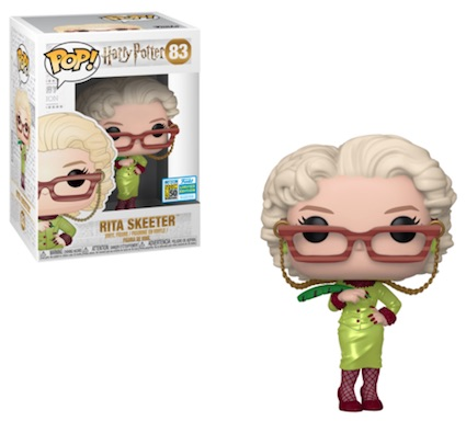 POP MOVIES HARRY POTTER RITA SKEETER SDCC 2019 VF 83