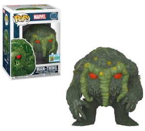 POP MARVEL MAN-THING Classic  SDCC 2019 VF 492