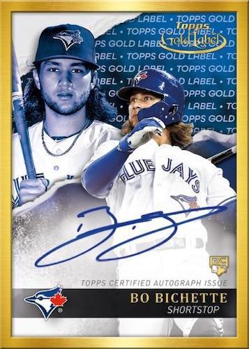 2020 Topps Gold Label Baseball Cards 4