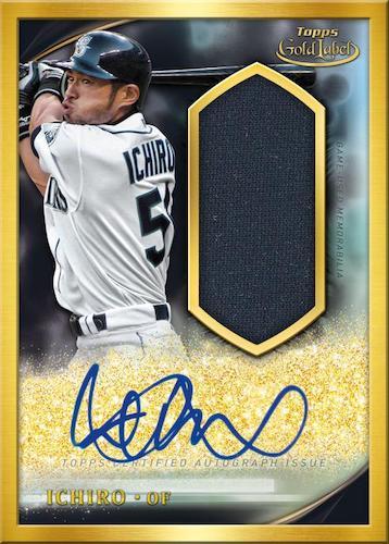 2020 Topps Gold Label Baseball Cards 6