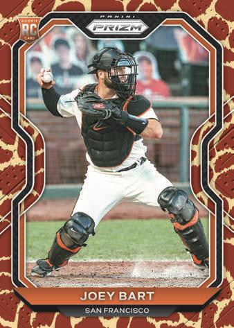 2021 Panini Prizm Baseball Cards 3