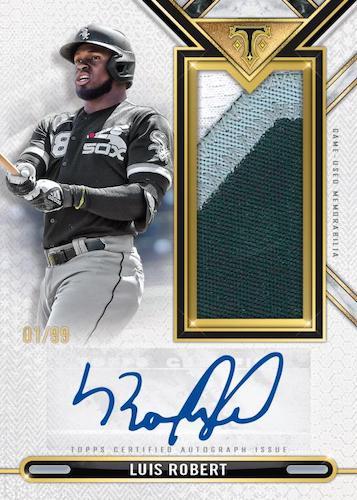 2021 Topps Triple Threads Baseball Cards 7