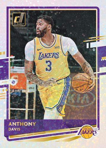 2020-21 Clearly Donruss Basketball Cards - Checklist Added 4