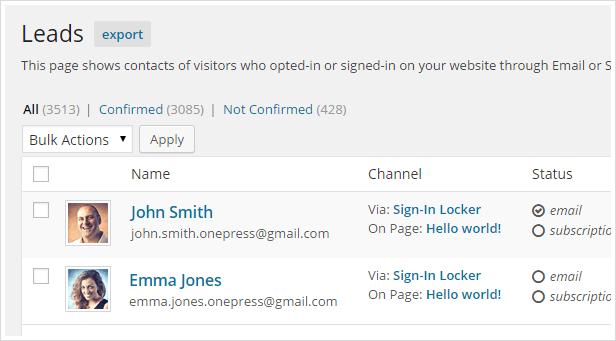 Social Locker for WordPress - 6
