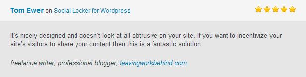 Social Locker for WordPress - 12