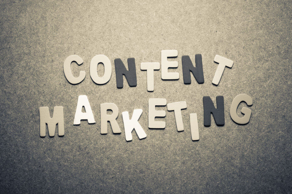 Is content marketing dead?