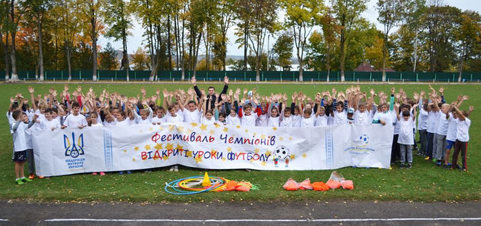 Read more about the article EU grant four year program in Ukraine to FFU, AUFCR, streetfootballworld and CCPA