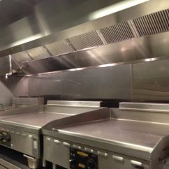 Kitchen Exhaust Lights For Island Inspecting The Commercial Certified Property Inspectors Association
