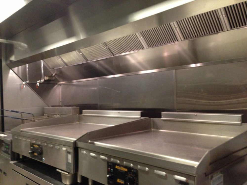 medium resolution of inspecting the commercial kitchen exhaust certified commercial property inspectors association