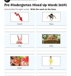 High Frequency Sight Words: Handwriting Practice - WORKSHEETS - Grades PK  to 2 - eBook - Worksheets - CCP Interactive [ 1165 x 900 Pixel ]