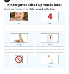 High Frequency Sight Words: Handwriting Practice - WORKSHEETS - Grades PK  to 2 - eBook - Worksheets - CCP Interactive [ 1164 x 900 Pixel ]
