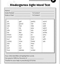 High Frequency Sight Words - BONUS WORKSHEETS - Grades K to 1 - eBook -  Bonus Worksheets - CCP Interactive [ 1165 x 900 Pixel ]