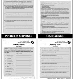 Critical Thinking - BONUS WORKSHEETS - Grades 5 to 8 - eBook - Bonus  Worksheets - CCP Interactive [ 1165 x 900 Pixel ]