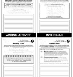 Babe: The Gallant Pig - BONUS WORKSHEETS - Grades 3 to 4 - eBook - Bonus  Worksheets - CCP Interactive [ 1165 x 900 Pixel ]