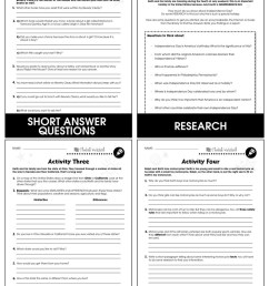 The Mouse and the Motorcycle - BONUS WORKSHEETS - Grades 3 to 4 - eBook -  Bonus Worksheets - CCP Interactive [ 1165 x 900 Pixel ]