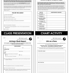 Charlotte's Web - BONUS WORKSHEETS - Grades 3 to 4 - eBook - Bonus  Worksheets - CCP Interactive [ 1165 x 900 Pixel ]