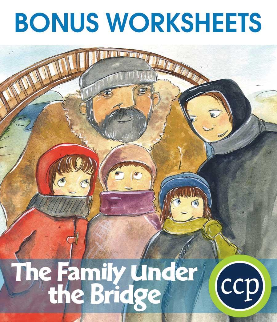 medium resolution of The Family Under the Bridge - BONUS WORKSHEETS - Grades 3 to 4 - eBook -  Bonus Worksheets - CCP Interactive