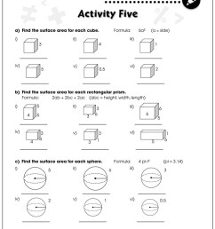 Geometry - Drill Sheets Gr. 6-8 - BONUS WORKSHEETS - Grades 6 to 8 - eBook  - Bonus Worksheets - CCP Interactive [ 1165 x 900 Pixel ]