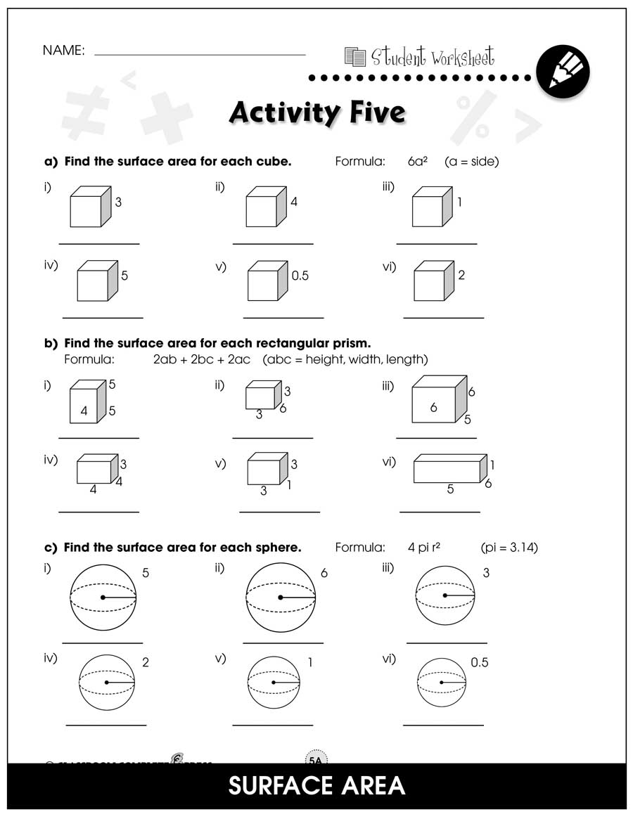 medium resolution of Geometry - Drill Sheets Gr. 6-8 - BONUS WORKSHEETS - Grades 6 to 8 - eBook  - Bonus Worksheets - CCP Interactive