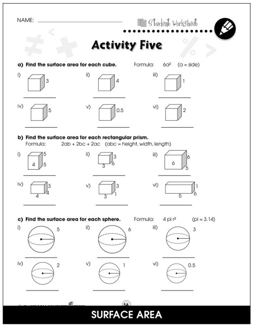 small resolution of Geometry - Drill Sheets Gr. 6-8 - BONUS WORKSHEETS - Grades 6 to 8 - eBook  - Bonus Worksheets - CCP Interactive