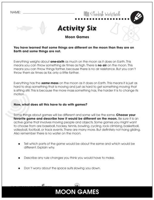 small resolution of Properties of Matter - BONUS WORKSHEETS - Grades 5 to 8 - eBook - Bonus  Worksheets - CCP Interactive