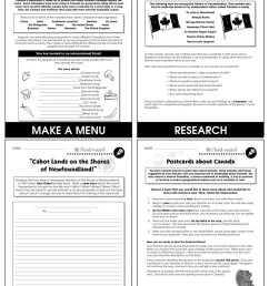 Canadian Government - BONUS WORKSHEETS - Grades 5 to 8 - eBook - Bonus  Worksheets - CCP Interactive [ 1165 x 900 Pixel ]