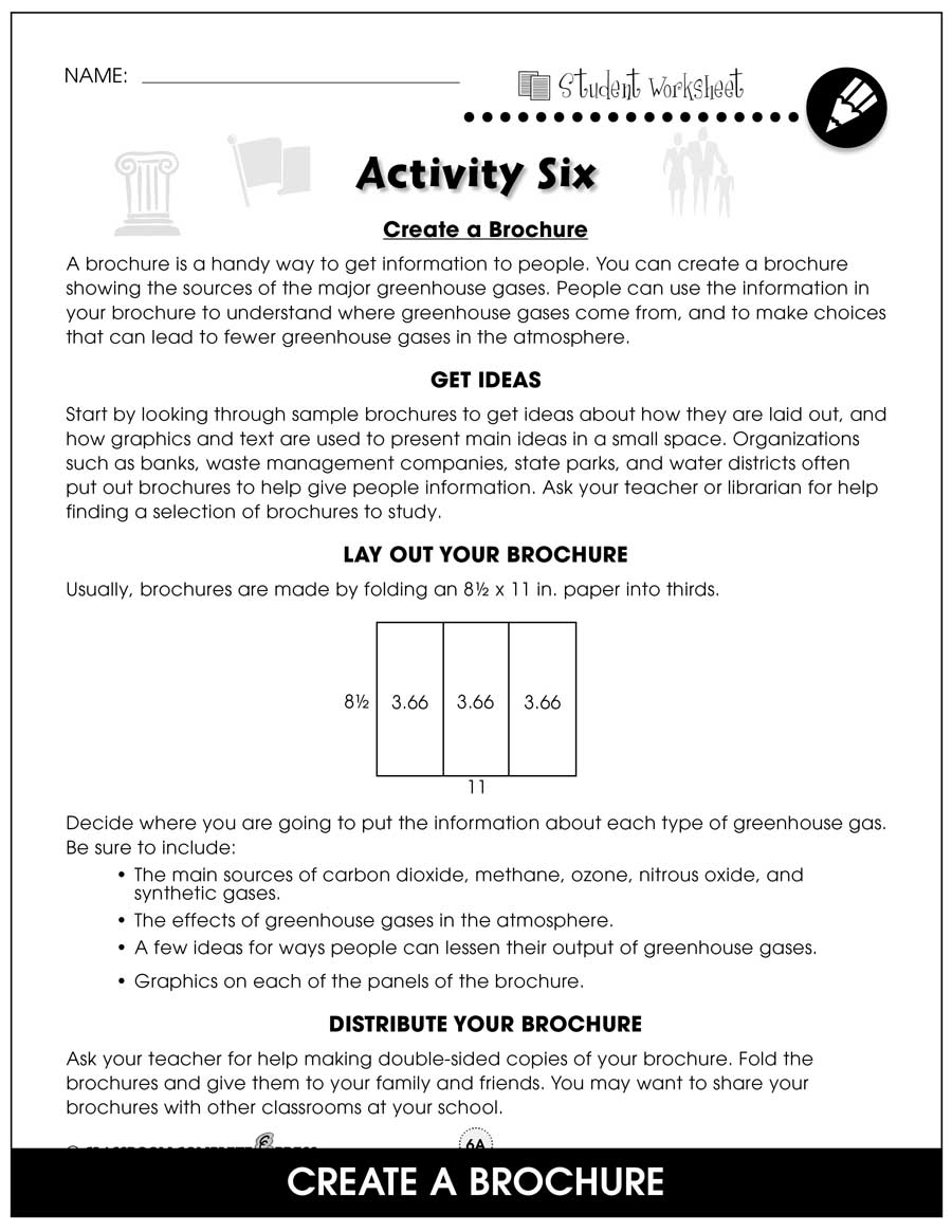 medium resolution of Climate Change: Causes - BONUS WORKSHEETS - Grades 5 to 8 - eBook - Bonus  Worksheets - CCP Interactive
