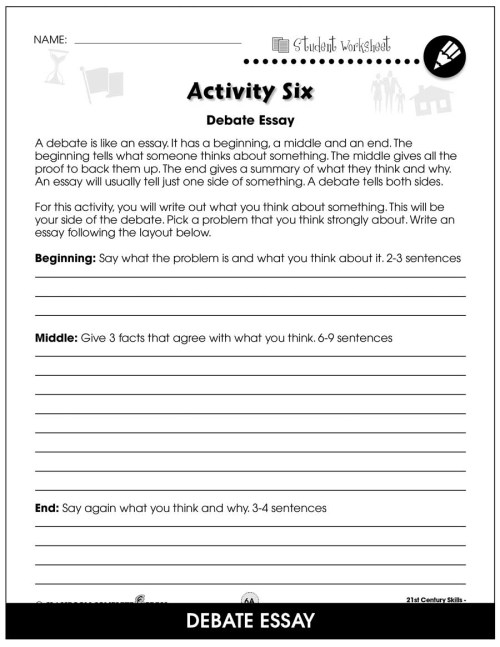 small resolution of 21st Century Skills - Learning Communication \u0026 Teamwork - BONUS WORKSHEETS  - Grades 3 to 8+ - eBook - Bonus Worksheets - CCP Interactive