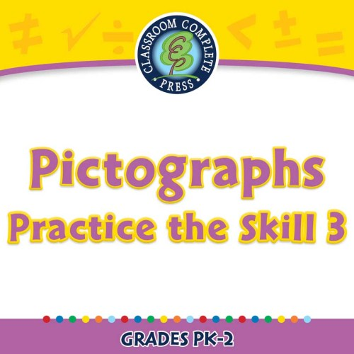 small resolution of Data Analysis \u0026 Probability: Pictographs - Practice the Skill 3 - PK-2 -  Grades PK to 2 - Digital Lesson - Educational Software - CCP Interactive