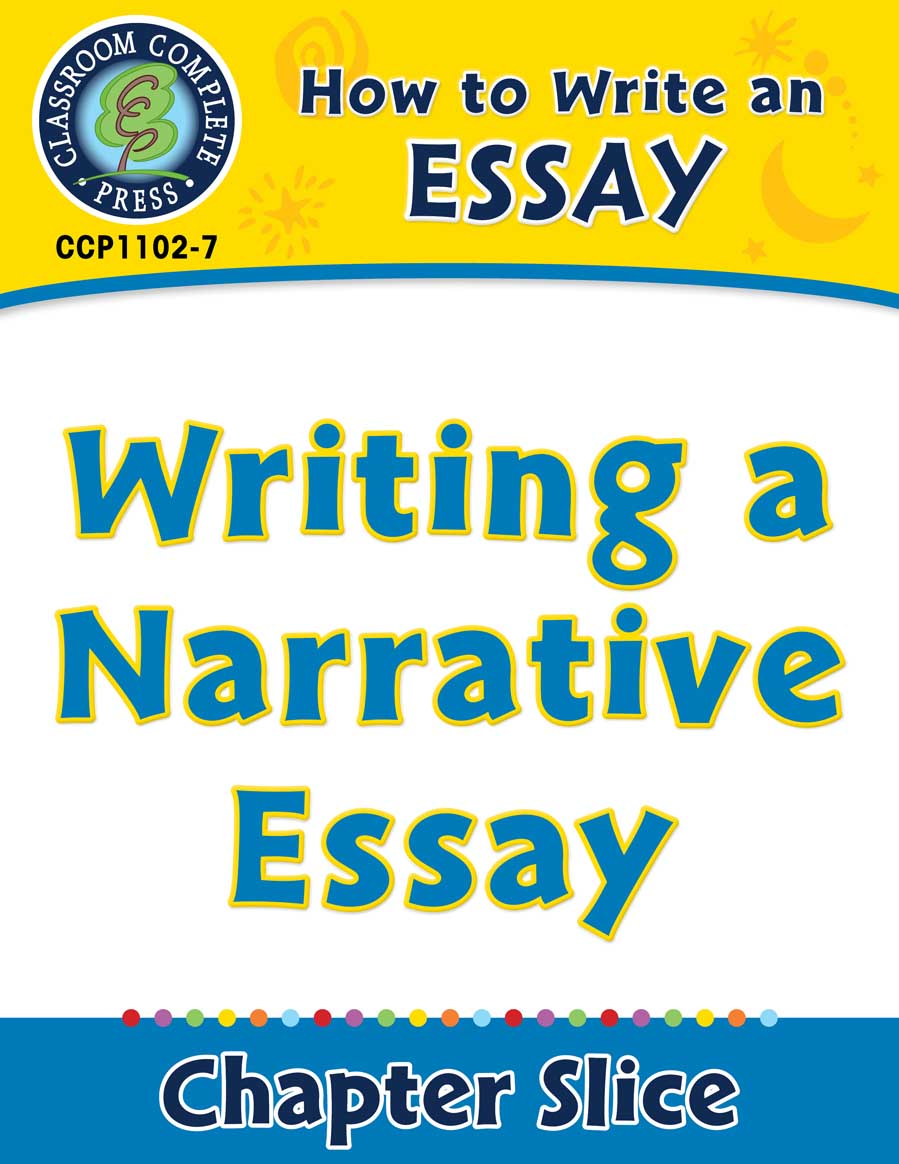 hight resolution of How to Write an Essay: Writing a Narrative Essay - Grades 5 to 8 - Lesson  Plan - Worksheets - CCP Interactive