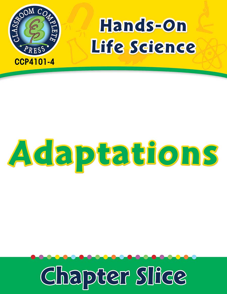 hight resolution of Hands-On - Life Science: Adaptations Gr. 1-5 - Grades 1 to 5 - Lesson Plan  - Worksheets - CCP Interactive