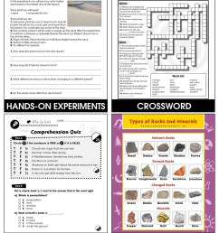 Hands-On - Earth \u0026 Space Science: Air and Water Gr. 1-5 - Grades 1 to 5 -  Lesson Plan - Worksheets - CCP Interactive [ 1165 x 900 Pixel ]