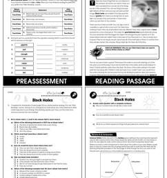 Galaxies \u0026 The Universe: Black Holes Gr. 5-8 - Grades 5 to 8 - Lesson Plan  - Worksheets - CCP Interactive [ 1165 x 900 Pixel ]