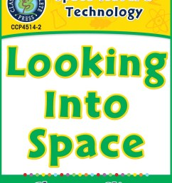 Space Travel \u0026 Technology: Looking Into Space Gr. 5-8 - Grades 5 to 8 -  Lesson Plan - Worksheets - CCP Interactive [ 1164 x 899 Pixel ]