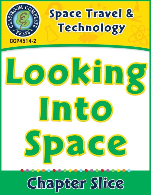 small resolution of Space Travel \u0026 Technology: Looking Into Space Gr. 5-8 - Grades 5 to 8 -  Lesson Plan - Worksheets - CCP Interactive