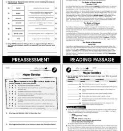 World War 2 - Grades 5 to 8 - eBook - Lesson Plan - CCP Interactive [ 1165 x 900 Pixel ]