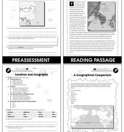 Korean War: Location and Geography Gr. 5-8 - Grades 5 to 8 - Lesson Plan -  Worksheets - CCP Interactive [ 1165 x 900 Pixel ]