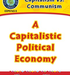 Capitalism vs. Communism: A Capitalistic Political Economy Gr. 5-8 - Grades  5 to 8 - Lesson Plan - Worksheets - CCP Interactive [ 1165 x 900 Pixel ]