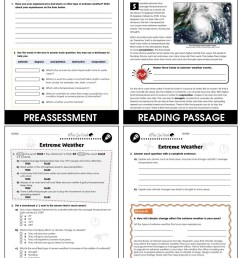 Climate Change: Effects: Extreme Weather Gr. 5-8 - Grades 5 to 8 - Lesson  Plan - Worksheets - CCP Interactive [ 1165 x 900 Pixel ]
