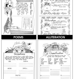 WITCH MAGIC - Grades 3 to 5 - eBook - Lesson Plan - CCP Interactive [ 1165 x 900 Pixel ]
