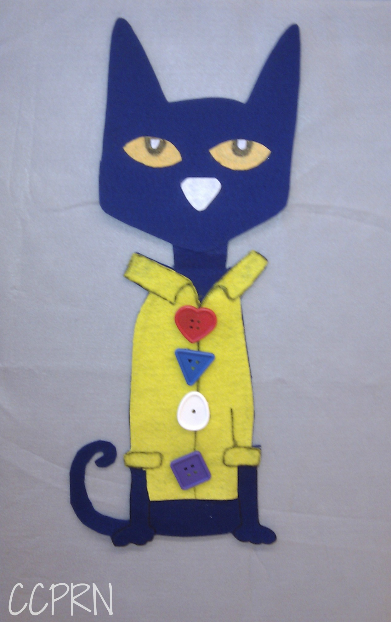 Pete The Cat Is In The House