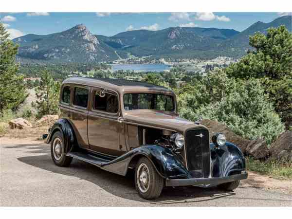 1934 Chevy - Year of Clean Water