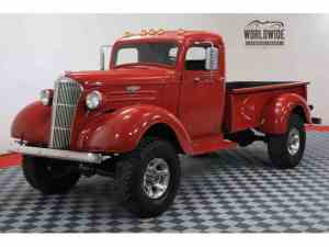 1937 Chevrolet Pickup for Sale on ClassicCars  5