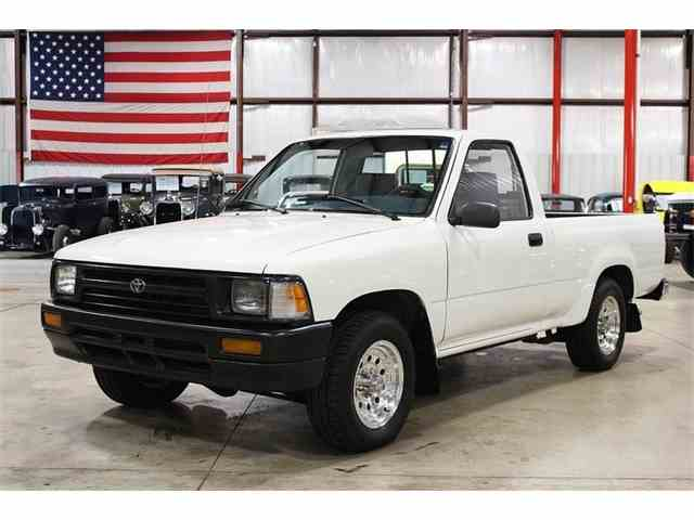 Classic Toyota For Sale On Classiccarscom  321 Available