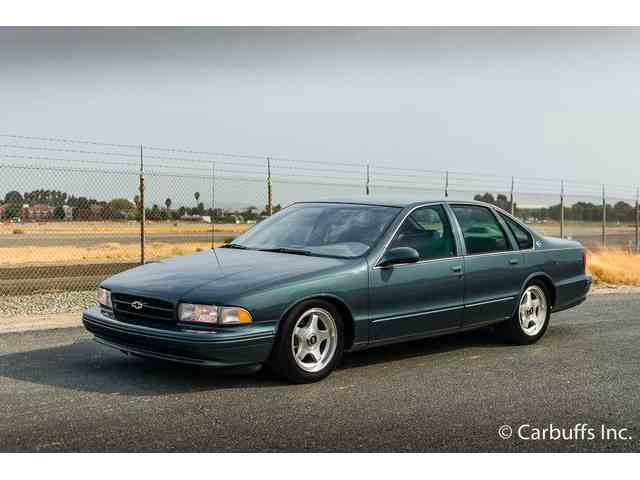 1995 to 1997 Chevrolet Impala SS for Sale on ClassicCars