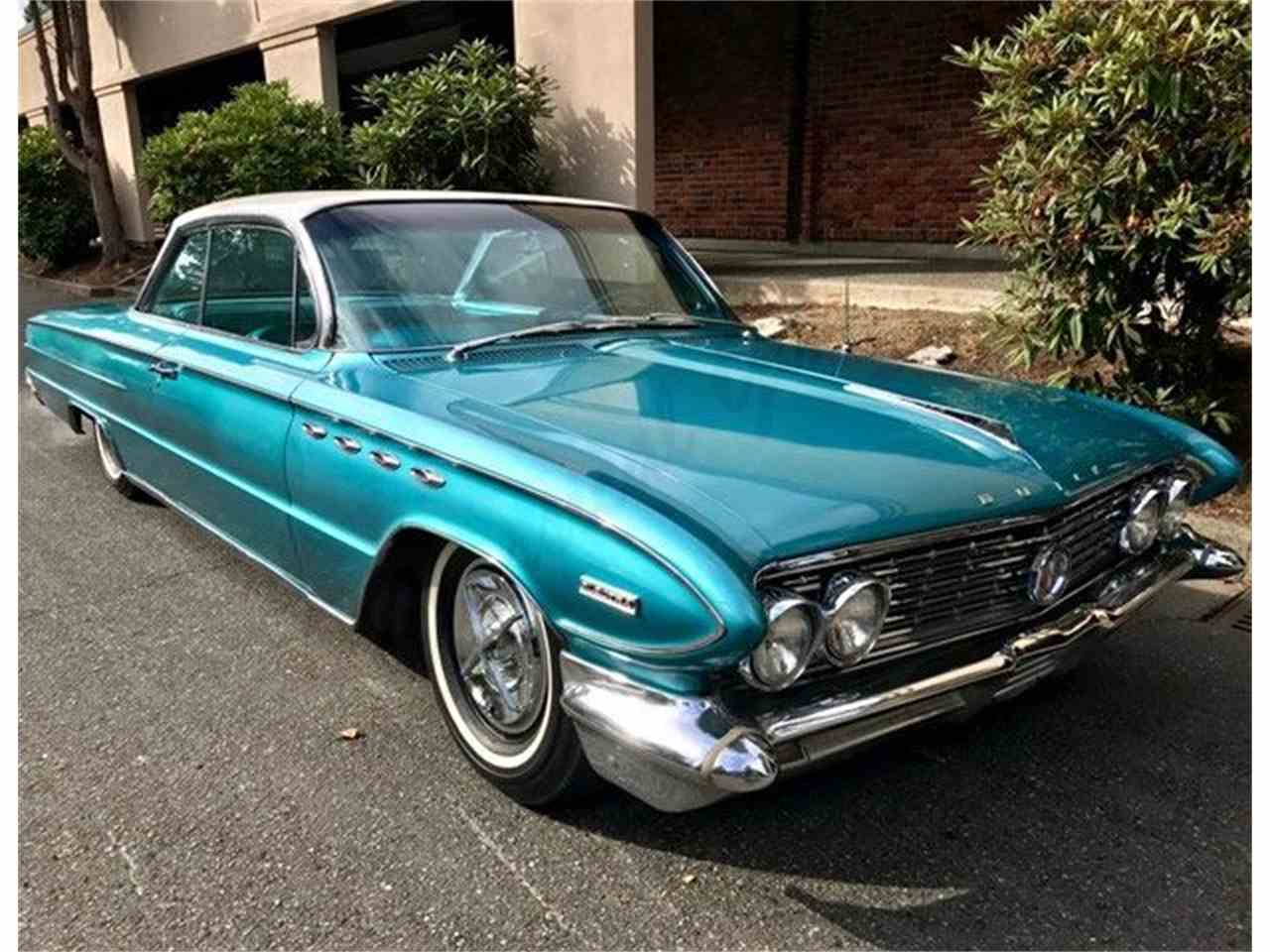 1961 Buick Electra Convertible