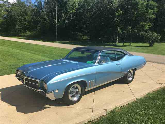 1969 Buick Skylark For Sale On Classiccarscom