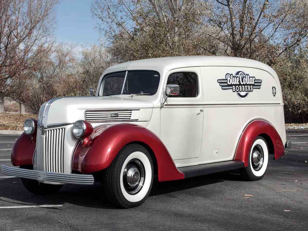1941 Panel Truck Sale Ford