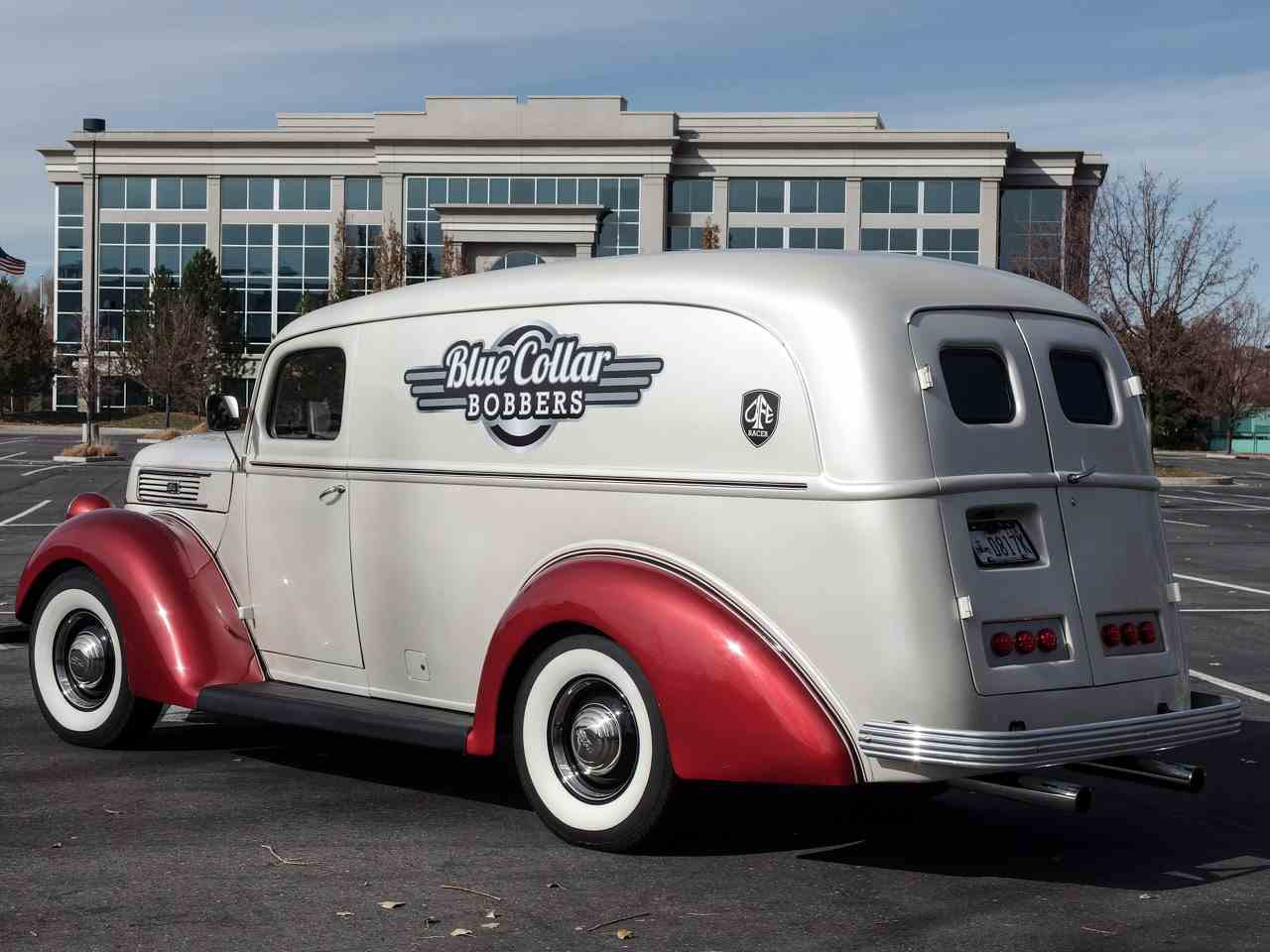 1941 Ford Panel Truck