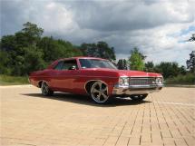 70 Chevy Caprice On 30s Imgurl